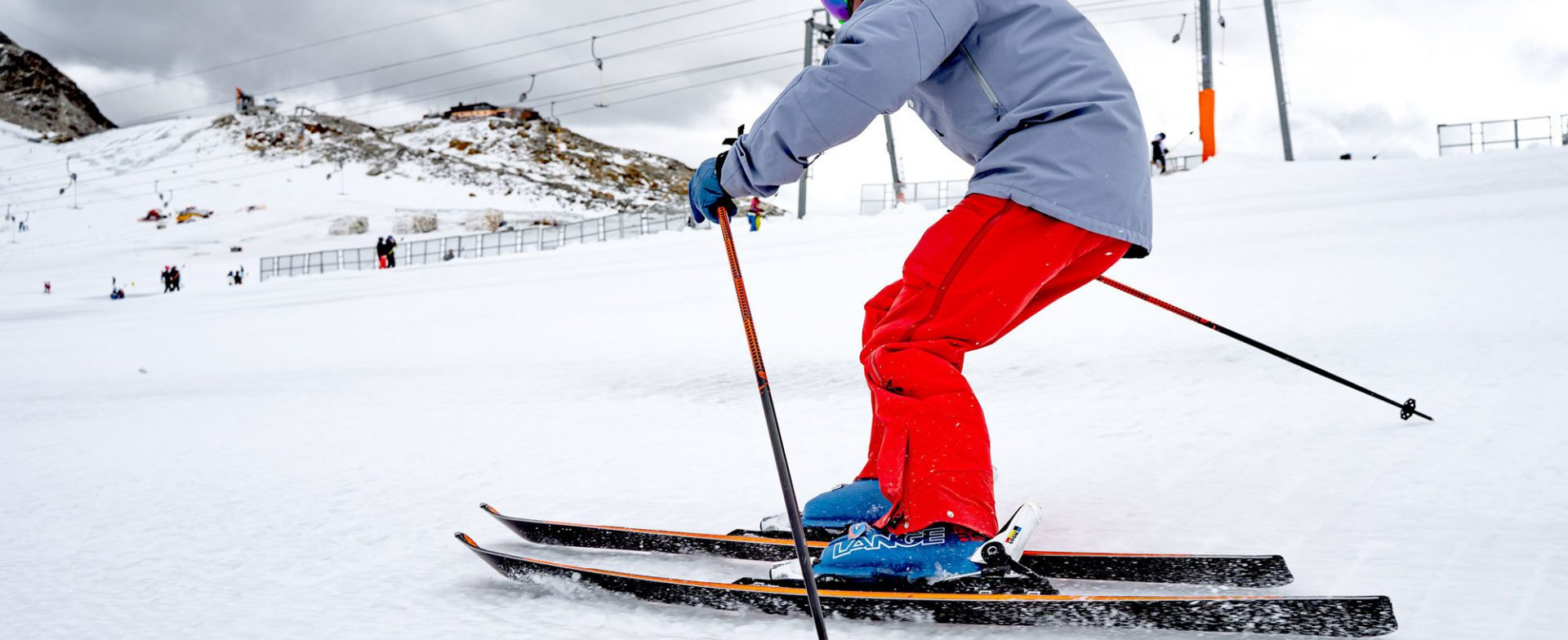 How To Ski On Ice 10 Steps For Skiing On Icy Slopes Carv